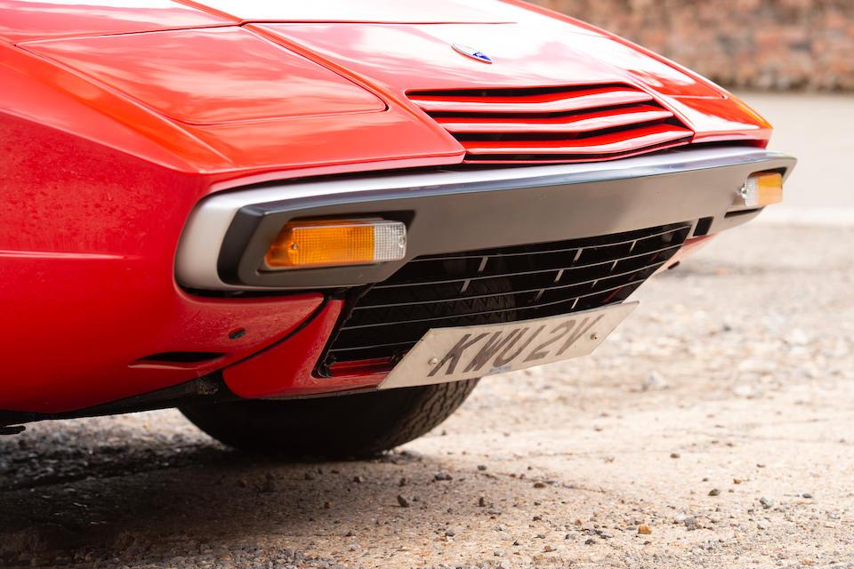 1979 Maserati Khamsin Coupé  Chassis no. AM120 415
