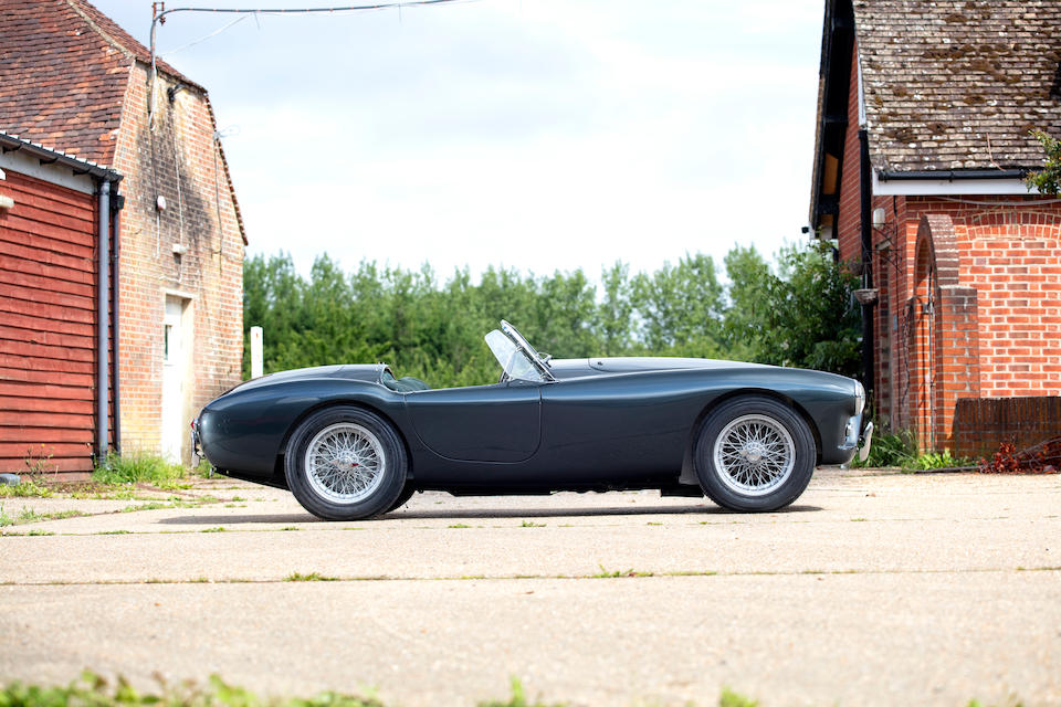 1955/62 AC Ace 'Ruddspeed' Roadster  Chassis no. AE102