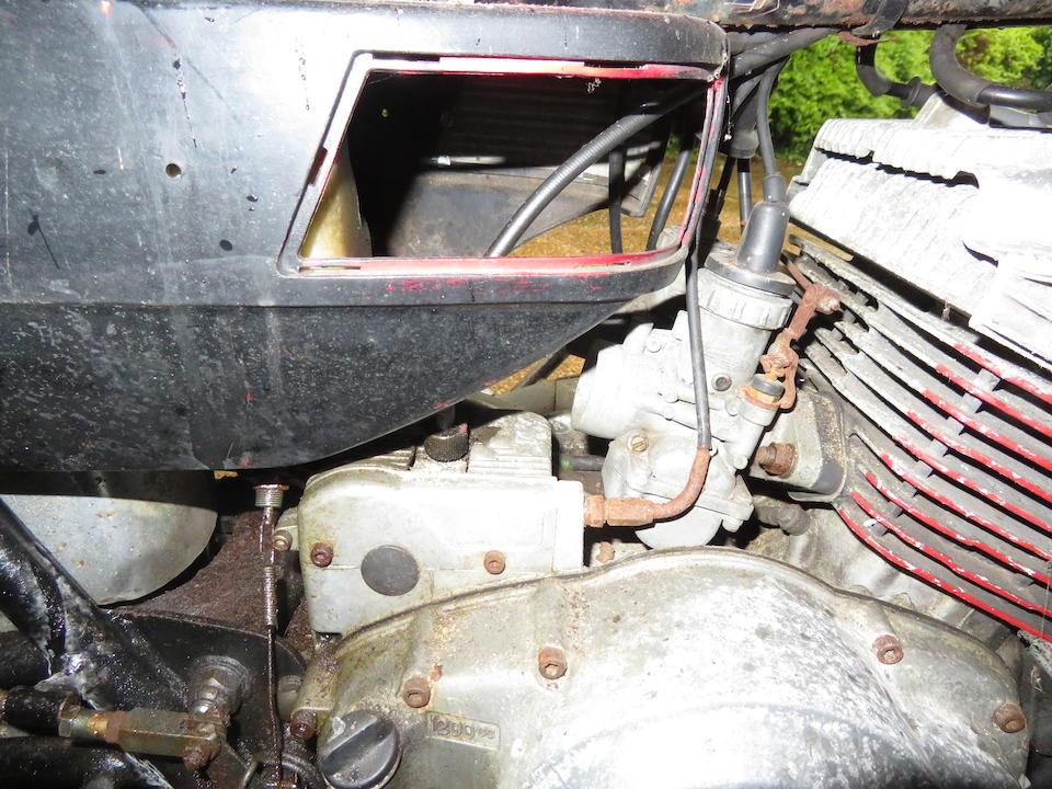 Property of a deceased's estate, 1973 Suzuki GT250K Project Frame no. GT250-20048 Engine no. T250-41828