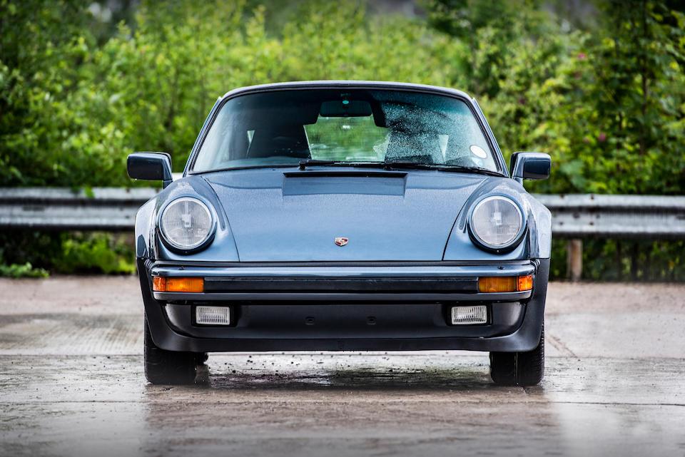 1988 Porsche 911 Turbo Coupé  Chassis no. WP0ZZZ93ZJS000542