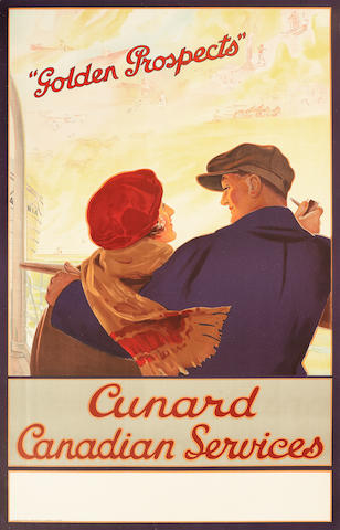 ANONYMOUS CUNARD CANADIAN SERVICES, Golden Prospects