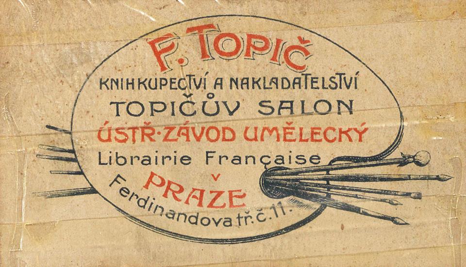 ALPHONSE MUCHA (1860-1939) RÉVERIE DU SOIR