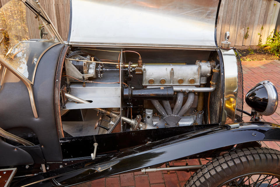 In current ownership for 35 years,1924 Bugatti Type 23 'Brescia' Open Tourer  Chassis no. 2064