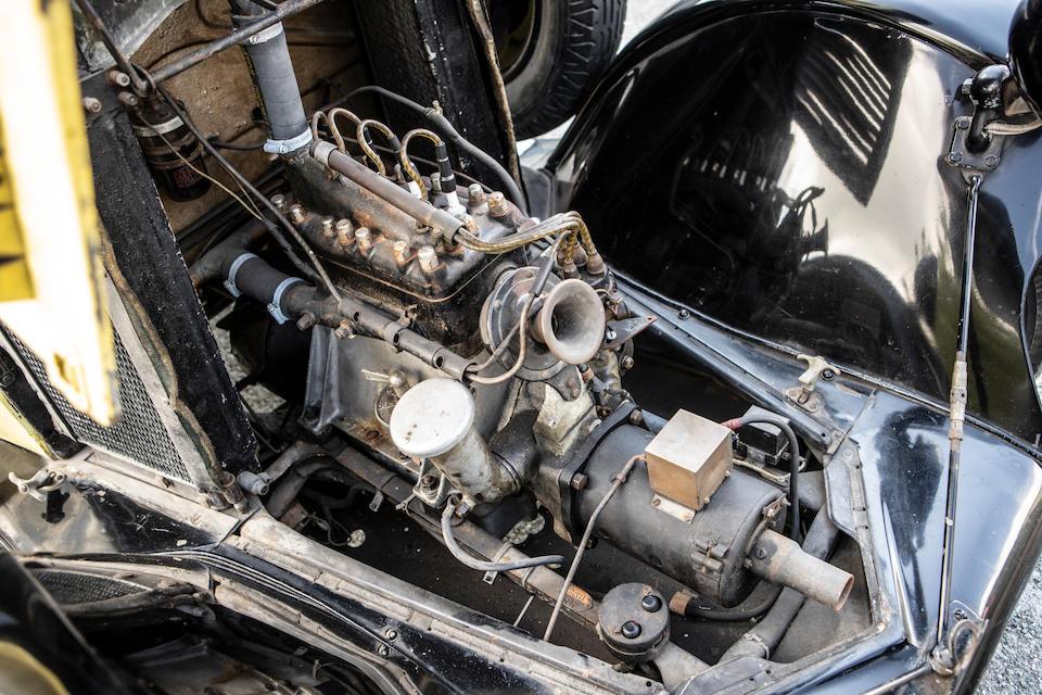 1929 Renault 6CV Torpedo  Chassis no. 113758