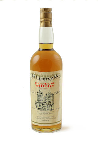 The Scotsman 150th Anniversary-Over 8 year old