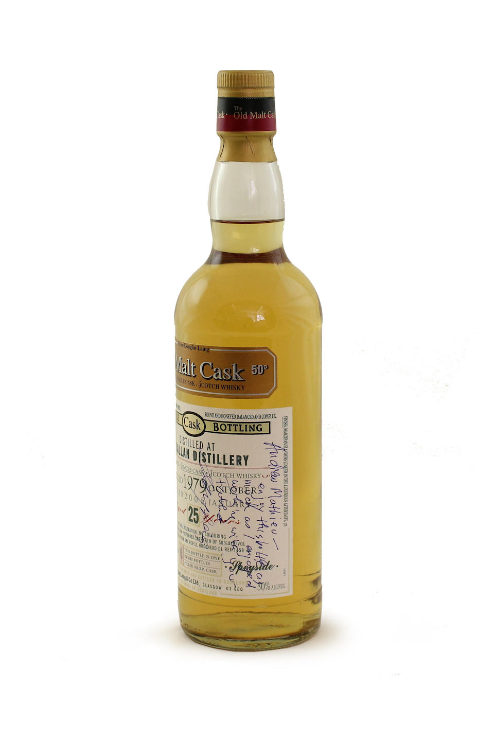 The Macallan-25 year old-1979