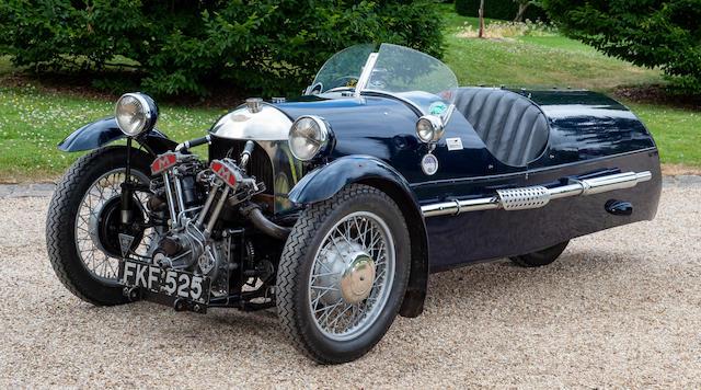 1938 Morgan Super Sports  Chassis no. D1856