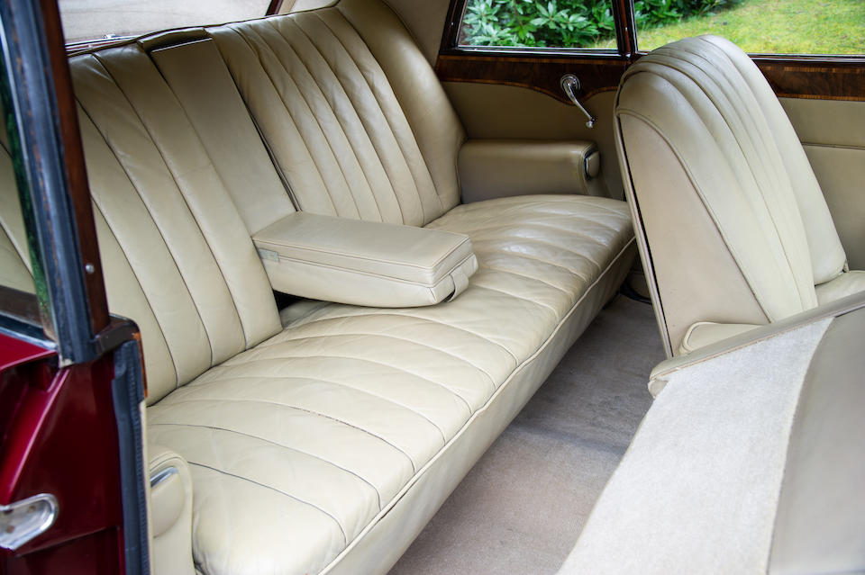 1956 Bentley S1 Continental Sports Saloon  Chassis no. BC67AF