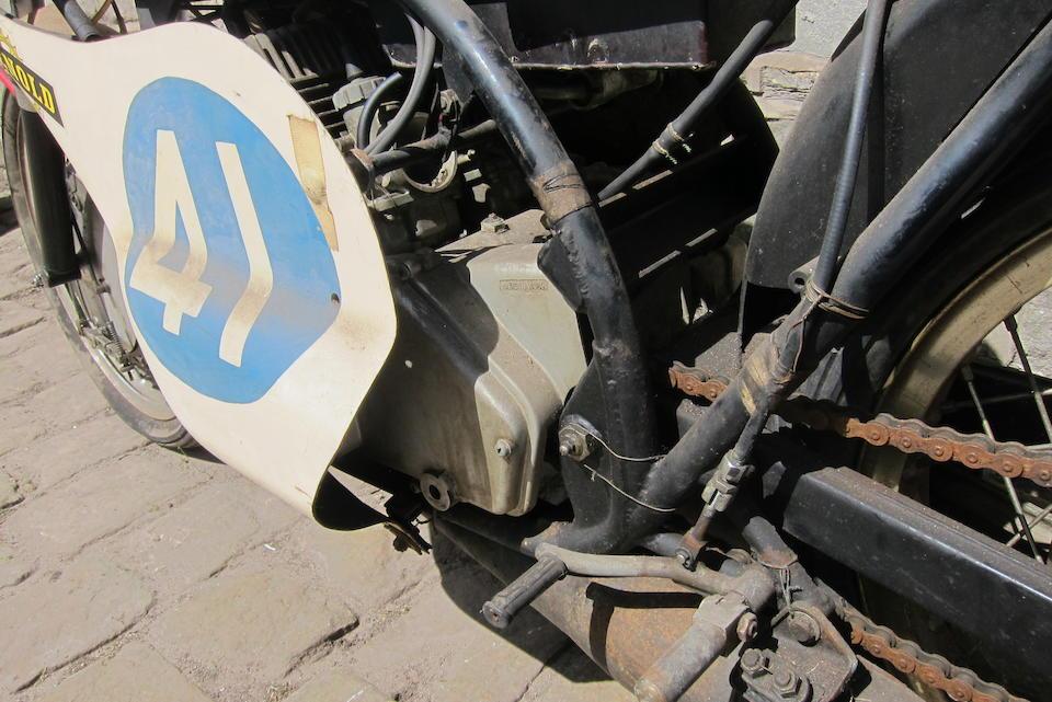 c.1970 Yamaha 347cc TR2 Frame no. TR2-900414 Engine no. R3-900414