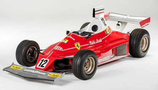 Ferrari  312T Formula 1 'Niki Lauda' Child's Car