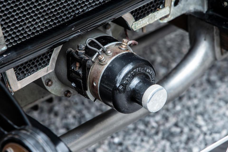 1929 Bugatti Type 44 Tourer  Chassis no. 44923