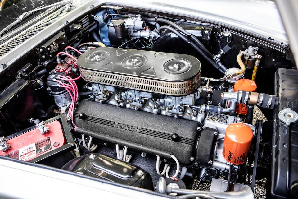 1963 Ferrari 250 GTE 2+2 Series III Coupé  Chassis no. 4473 GT
