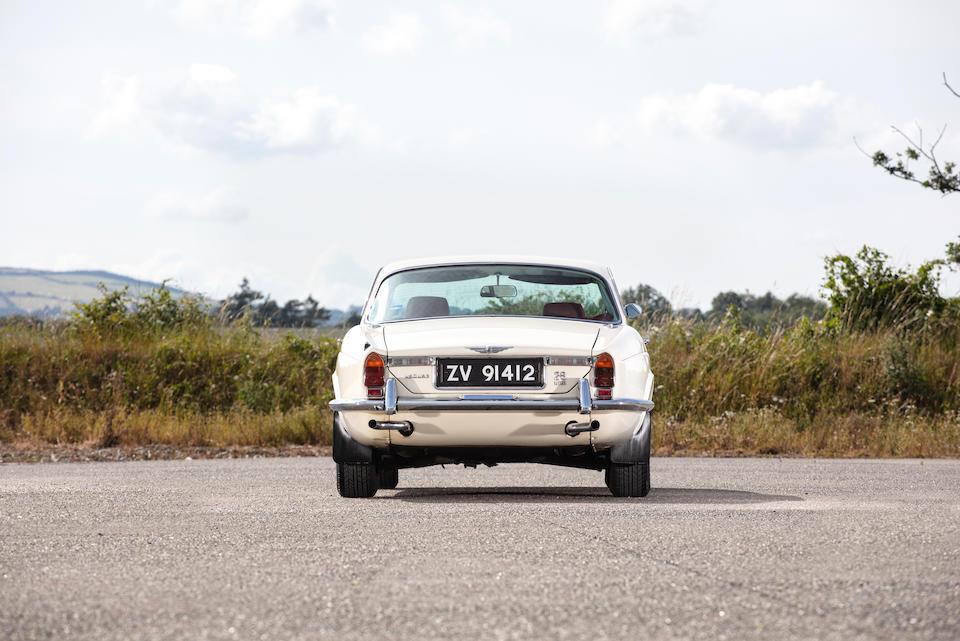 1972  Jaguar XJ6 Series 1 2.8-litre Saloon  Chassis no. 1 G13076 DN