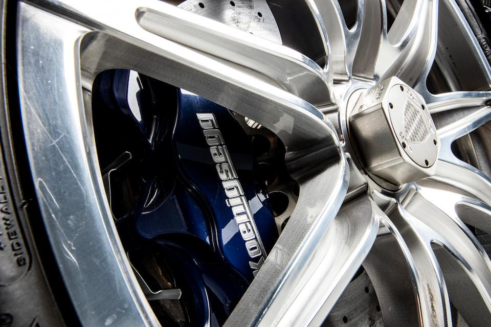 2015  Koenigsegg  One:1   Chassis no. YT9LK1A38EA007111