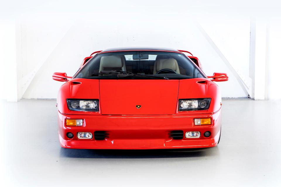 1996 Lamborghini  Diablo VT Roadster  Chassis no. ZA9RE31A0XLA12064