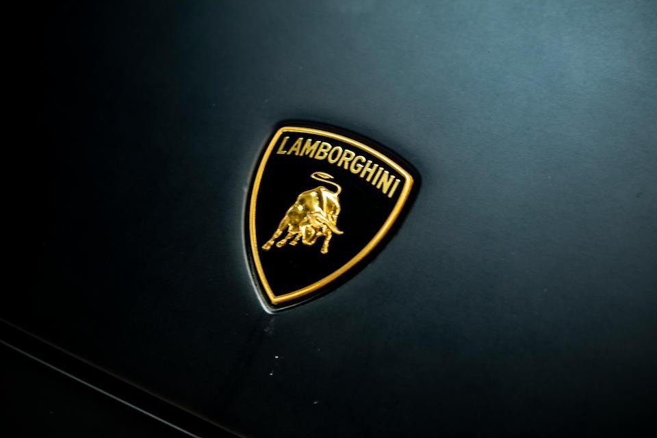 2011 Lamborghini  Murciélago LP 670-4 SV Coupé  Chassis no. ZHWBE81HXALA03981