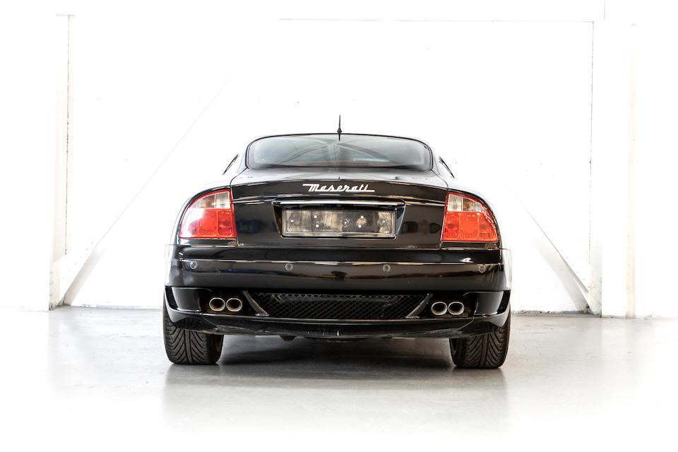 2005 Maserati  '4200 GT' Coupé  Chassis no. ZAMBC38B000017192