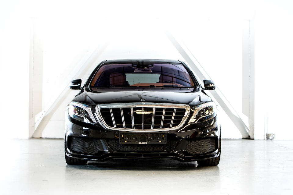 2016 Mercedes Maybach S650 Brabus 900   Chassis no. WDD2229761A180599