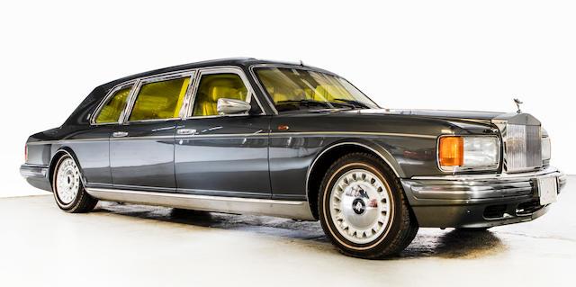 Rolls Royce Limo >> Bonhams 1998 Rolls Royce Silver Spur Armoured Touring