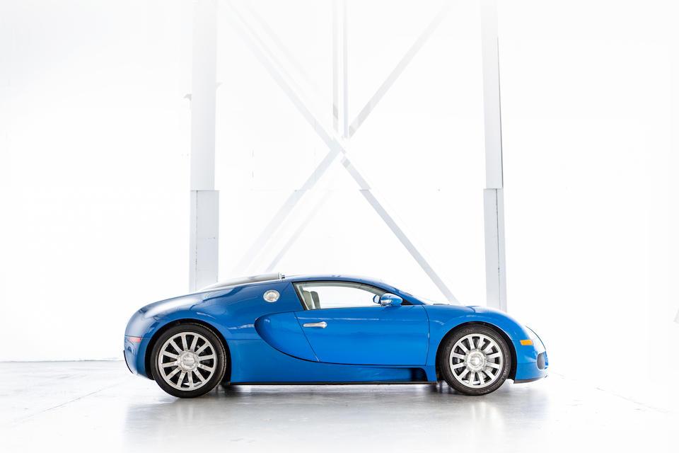 2010 Bugatti  Veyron EB 16.4 Coupé  Chassis no. VF9SA25C18M795208