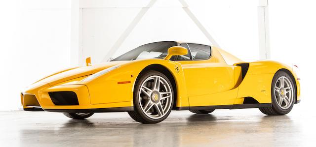 2003  Ferrari  Enzo   Chassis no. ZFFCW56A130134594