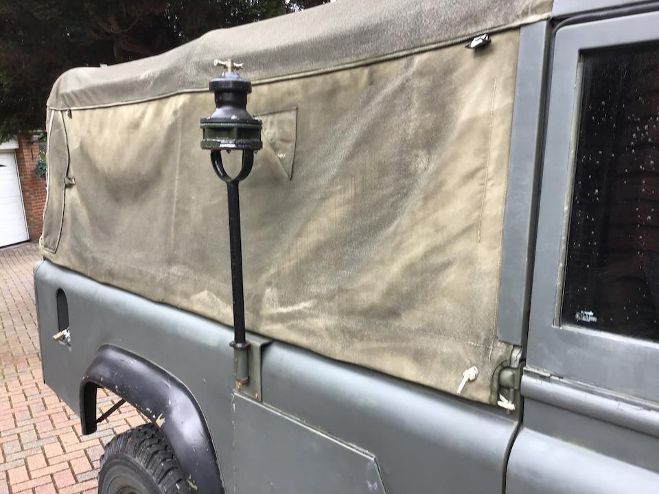 1987 Land Rover 110 Defender 4x4 Utility  Chassis no. SALLDHAC7BA282639