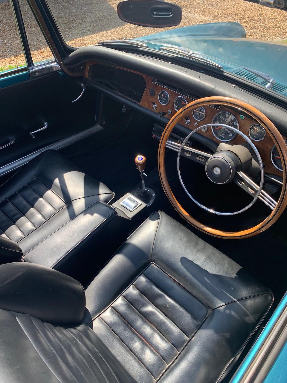 1965 Sunbeam Tiger MkI Roadster  Chassis no. B9473503HROFE