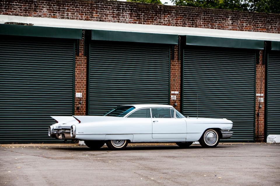 1960 Cadillac Coupe de Ville  Chassis no. 60J013607