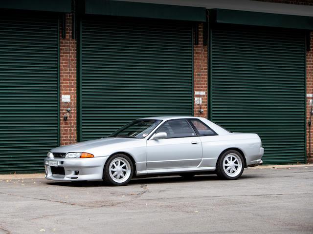 1993 Nissan Skyline R32 Tommy Kaira  Chassis no. BNR432 VIN: 303006