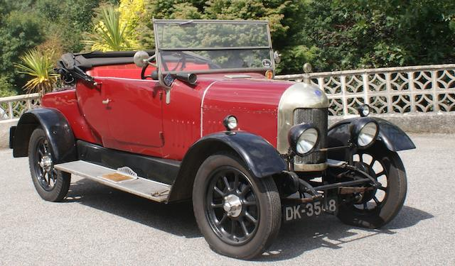 Bonhams From A Deceased S Estate 1926 Morris Oxford 13 9hp