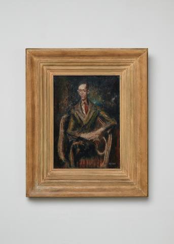 William Dobell (1899-1970) Study for Portrait of an Artist (Joshua Smith), 1943