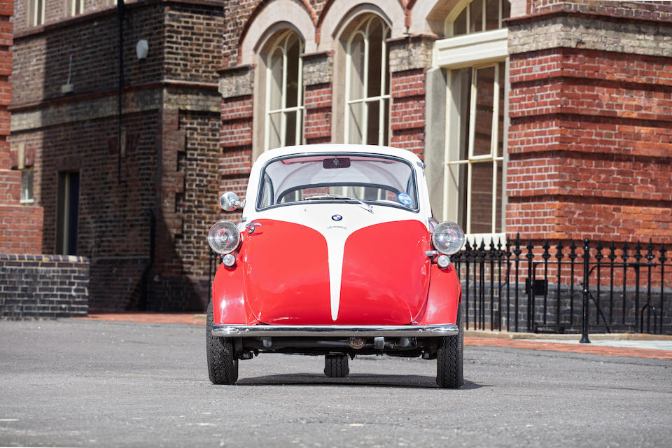 1958 BMW Isetta 300 Microcar  Chassis no. 12312