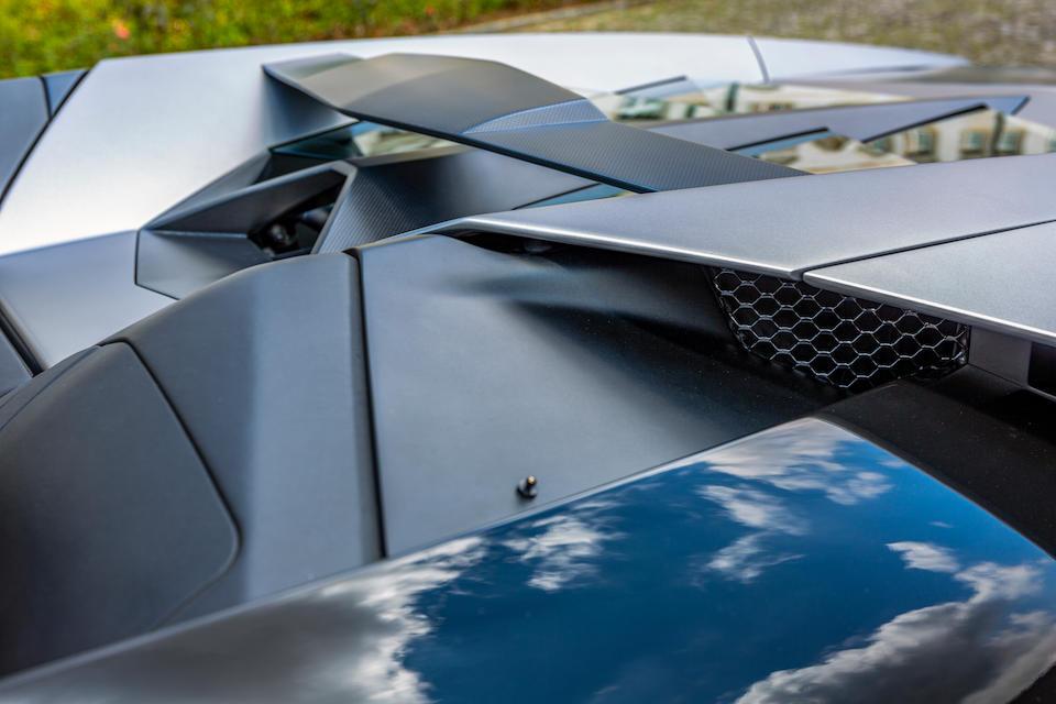 2010 Lamborghini Reventón Roadster  Chassis no. ZHWBE91N9ALA03997