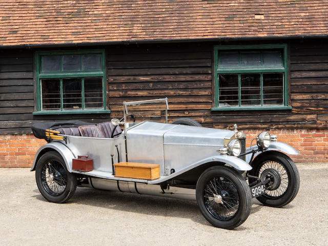 1926 Frazer Nash 1½-Litre Super Sports  Chassis no. 1081