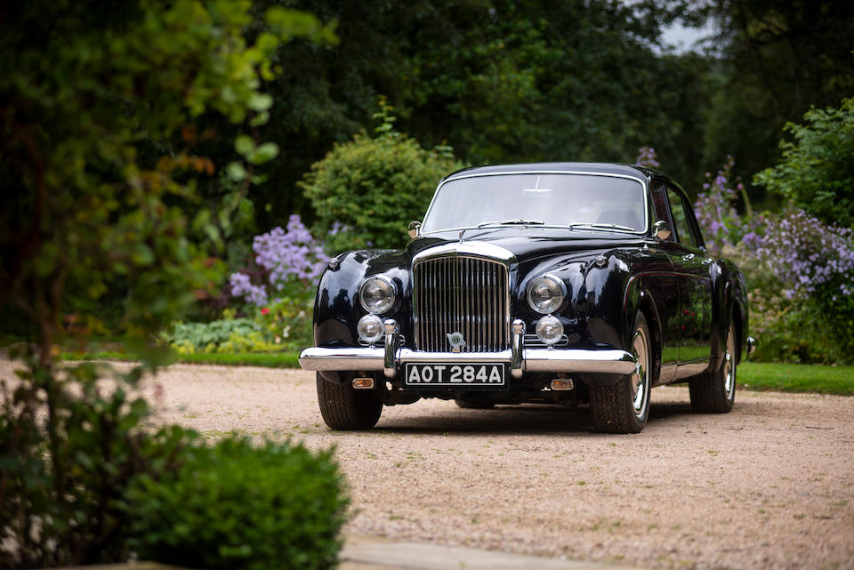 Property of a deceased's estate,1962 Bentley S2 Continental Flying Spur Saloon  Chassis no. BC82CZ