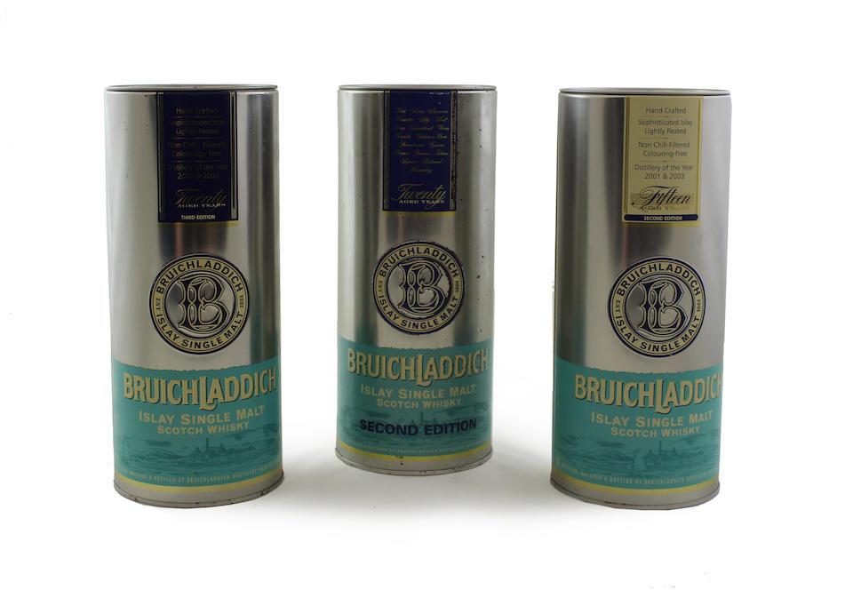 Bruichladdich-15 year old (3)  Bruichladdich-20 year old (3)  Bruichladdich-20 year old (3)