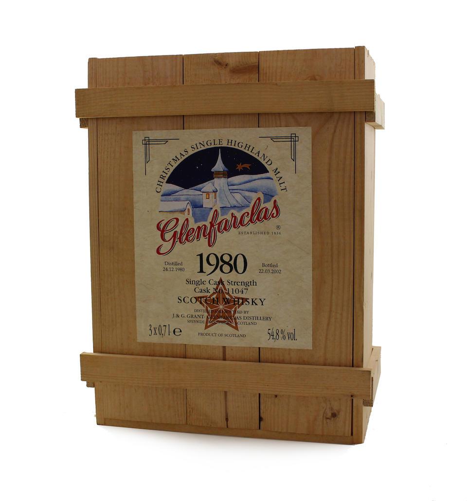 Glenfarclas Christmas-1980