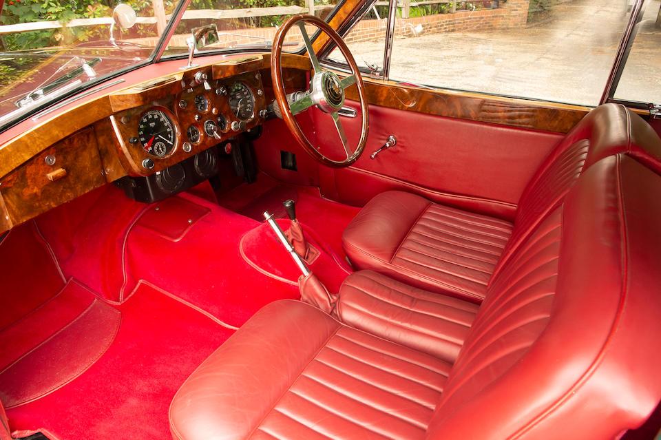 1955 Jaguar XK140 SE Coupé  Chassis no. S804459