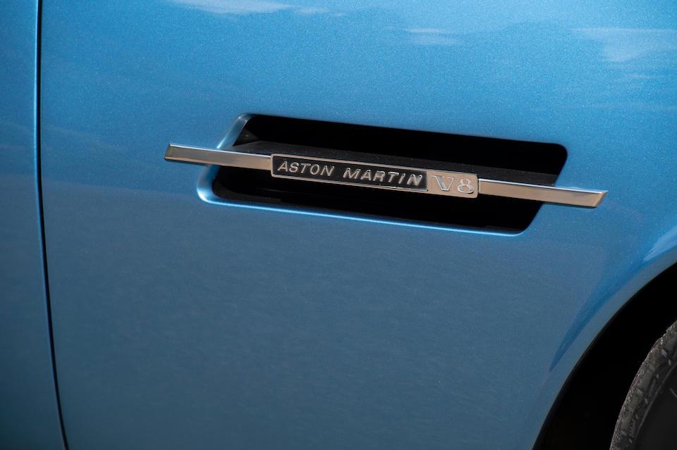 1979 Aston Martin V8 Volante  Chassis no. V8C0R15088