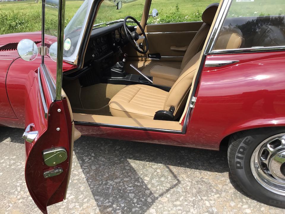 1971 Jaguar E-Type Series III 2+2 Coupé  Chassis no. 1S-50015