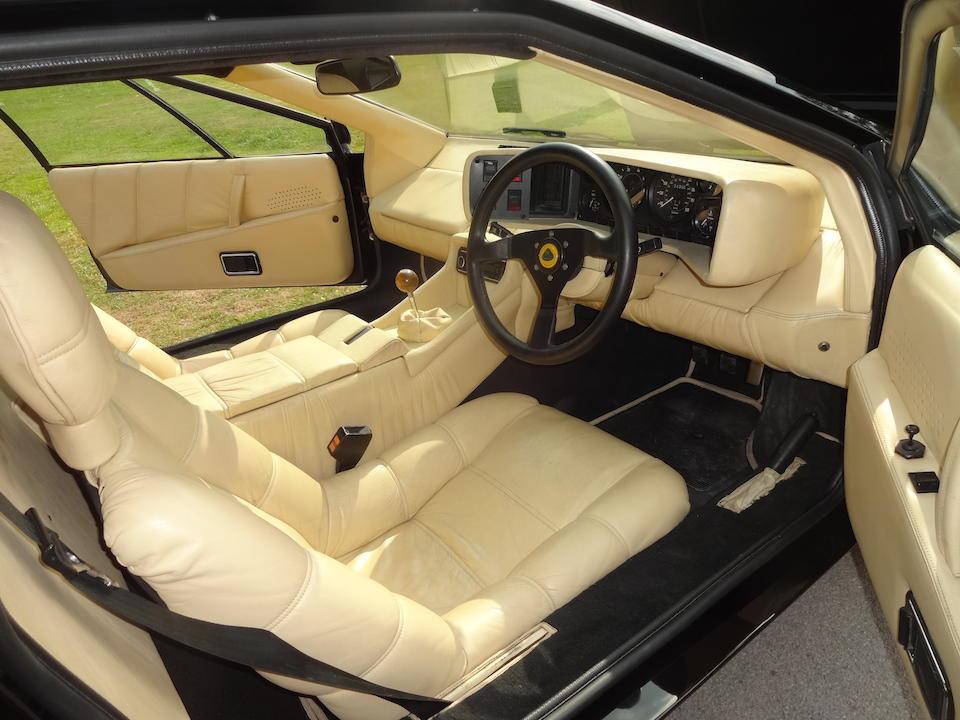 1979 Lotus Esprit S2  Chassis no. 7811/0548