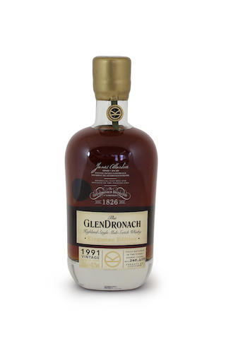 Glendronach Kingsman-25 year old-1991