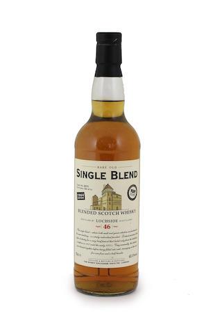 Lochside Single Blend-46 year old-1964