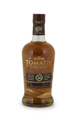 Tomatin-36 year old