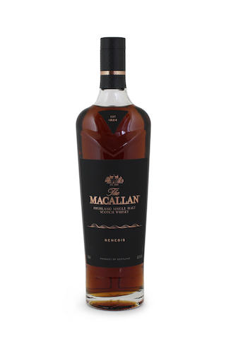 The Macallan Genesis-2018