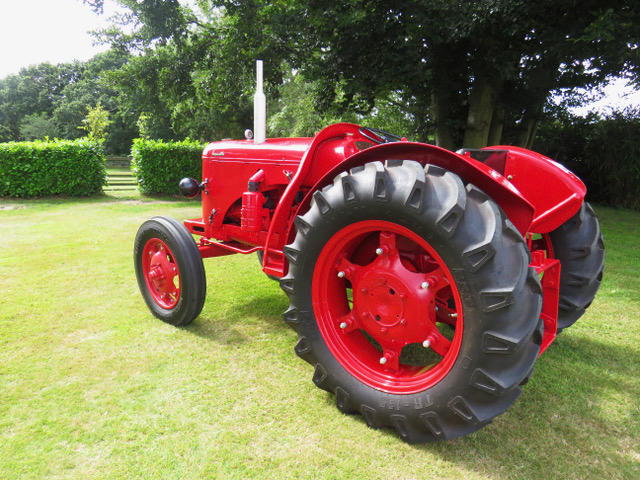 c.1949 David Brown VAK1 Cropmaster Tractor  Chassis no. P19717