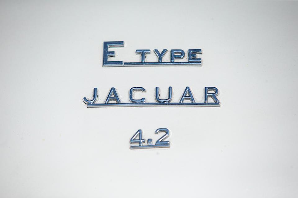 1966 Jaguar E-Type 'Series 1' 4.2-Litre Coupé  Chassis no. 1E33359
