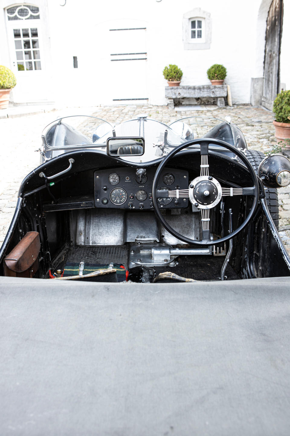 1931 Invicta 4½-Litre S-Type 'Low Chassis'   Chassis no. S80 Engine no. 7482