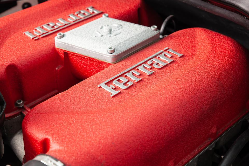 2003 Ferrari F360 Spider  Chassis no. ZFFYT53C00132519