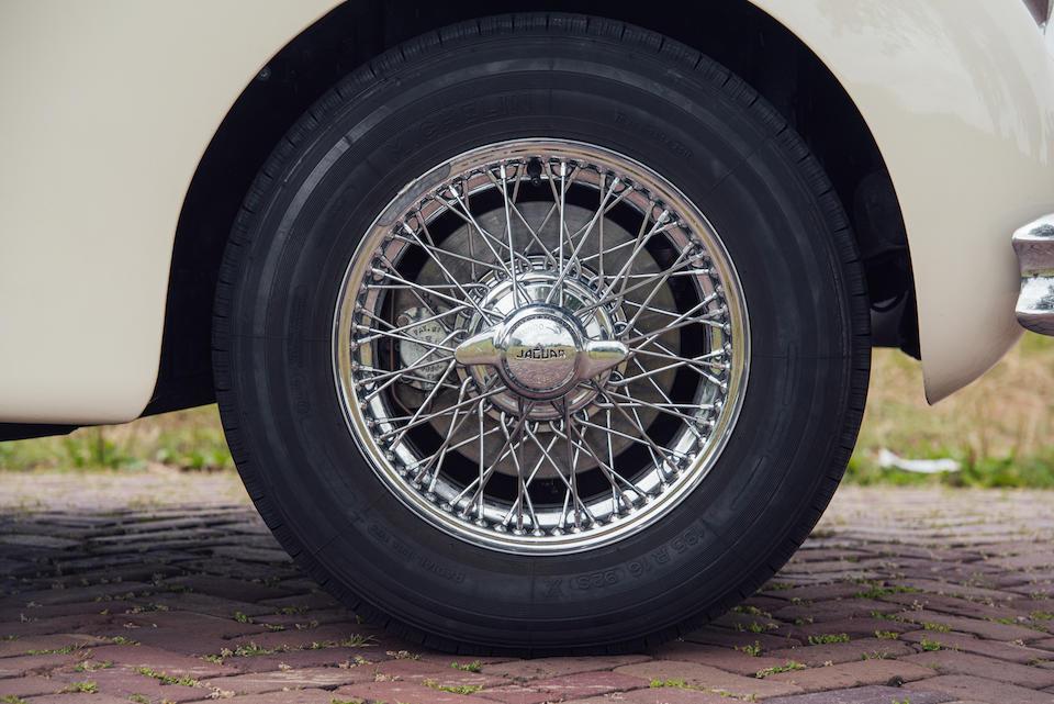 1961 Jaguar XK150 'S' 3.8-Litre Drophead Coupé  Chassis no. T827647DN